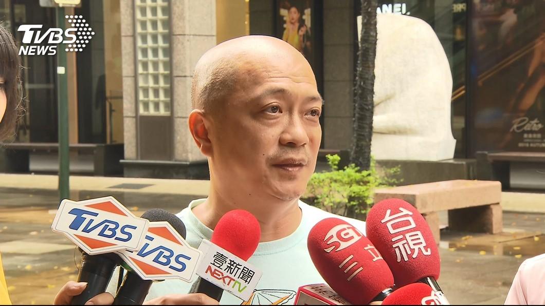 圖/TVBS 外籍駕駛爭道衝撞爆粗口 Paul英文回擊