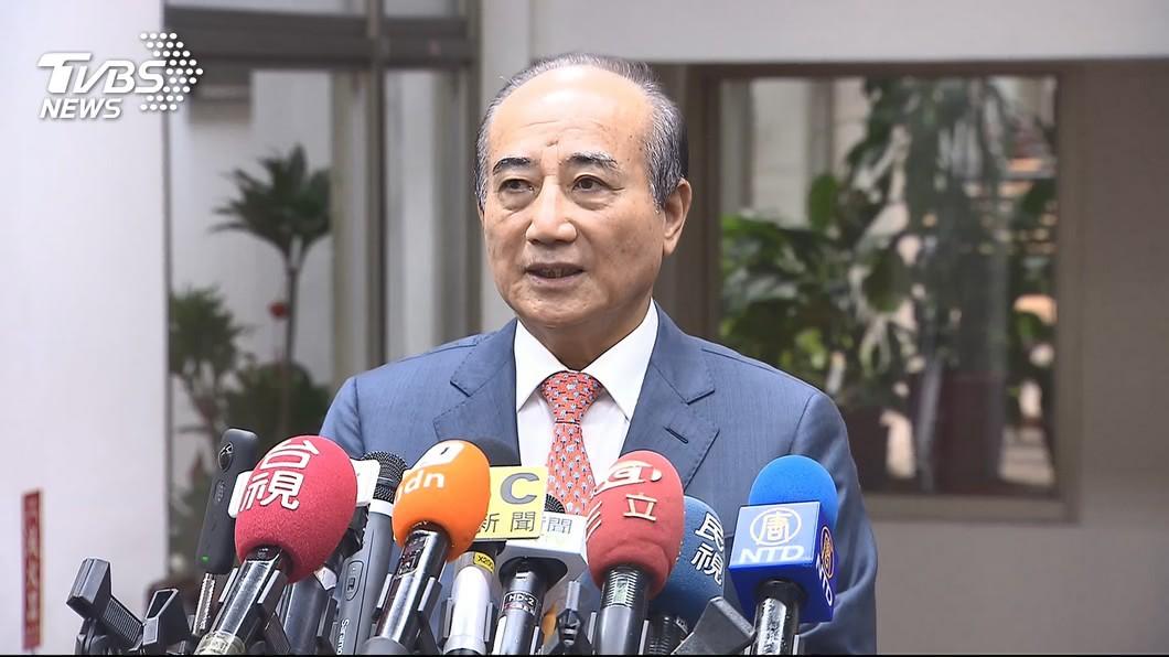 圖/TVBS 親民黨若不給門票 王金平:就是上天不讓我選