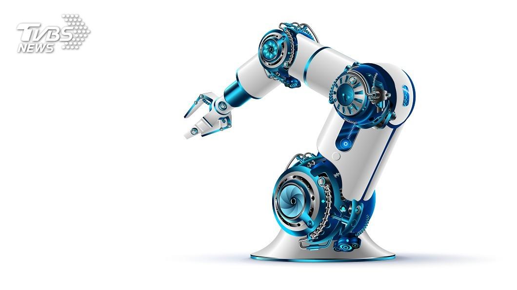 示意圖/TVBS 機器人寫書法 臨摹大家風格重現名作