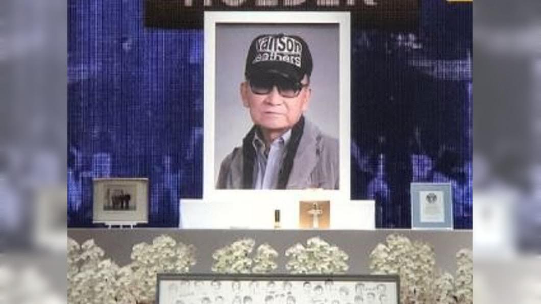 圖/翻攝自FindJapan微博 日本娛樂教父告別式 「傑尼斯」藝人全到齊