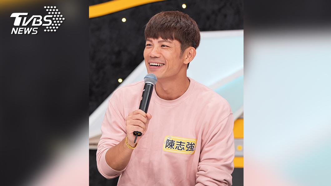 TVBS歡樂台《食尚玩家-歡樂有夠讚》來賓陳志強。圖/TVBS 女友感動落淚只因陳志強做出這件貼心事