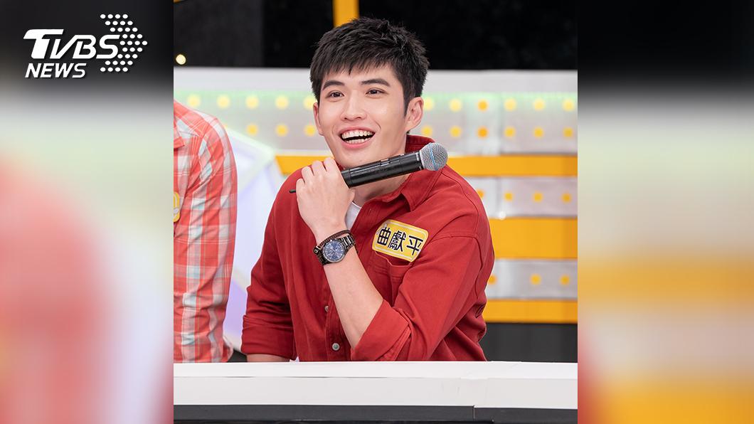 TVBS歡樂台《食尚玩家-歡樂有夠讚》來賓曲獻平。圖/TVBS