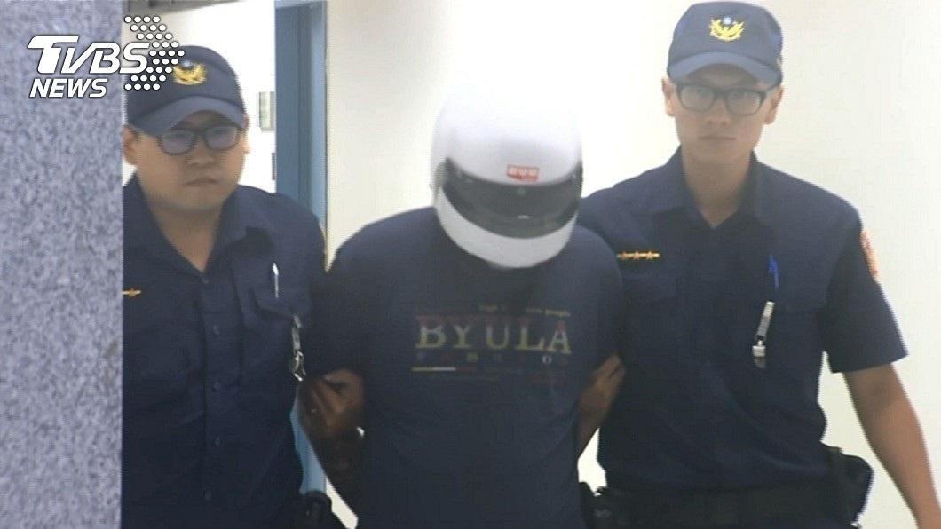 新北市一名錢莊大亨失蹤3月,警方循線追查逮捕到3名嫌犯。(圖/TVBS) 泰山錢莊大亨查假帳失蹤3月 3員工殺人焚屍滅證
