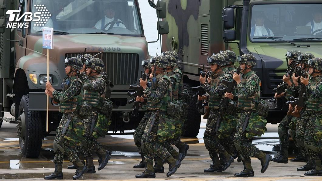 當兵是每位男性必經的人生之路。(示意圖/TVBS) 弟要入伍憂「肝膽香皂」用不慣 哥:你要驗智商嗎?