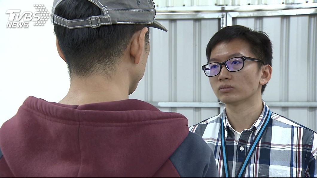 圖/TVBS 兒少機構理事長是狼? 民眾控有4女受害