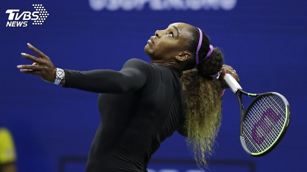 圖/達志影像美聯社 小威輕取絲薇托莉娜進決賽 美網101勝平紀錄