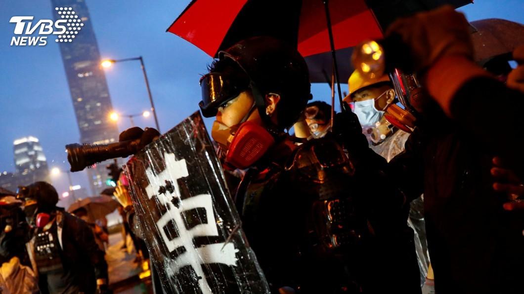 圖/達志影像路透社 香港議題優先要務 美參院跨黨派力推立法