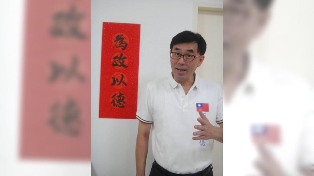 圖/顏政德臉書 快訊/竹市議員顏政德詐領助理費 遭判刑4年