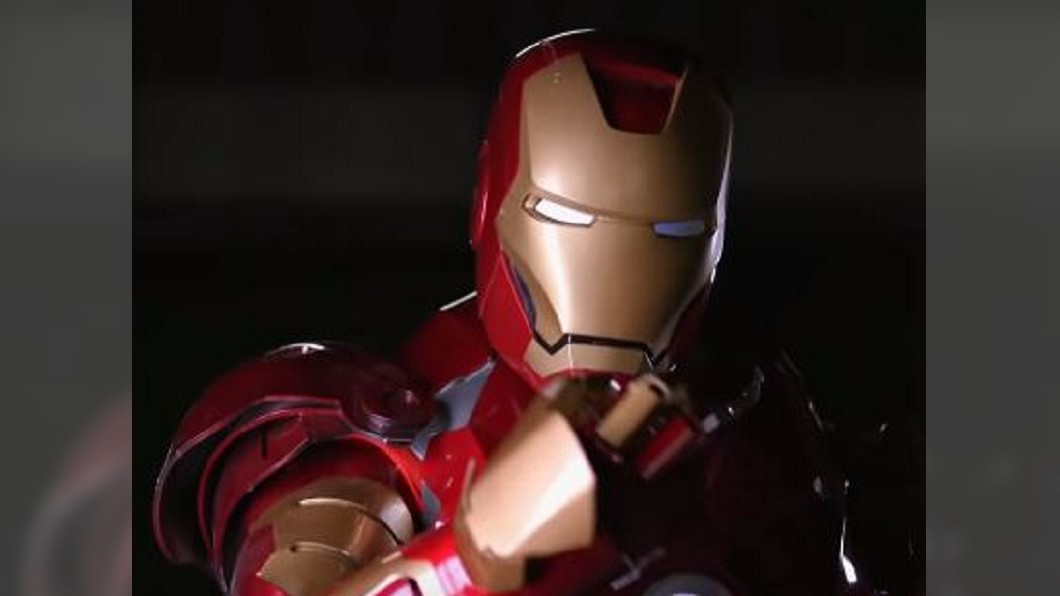 圖/翻攝自Discovery Channel Taiwan YouTube 3D列印打造鋼鐵人裝 鈦金屬衣飛天還能防彈