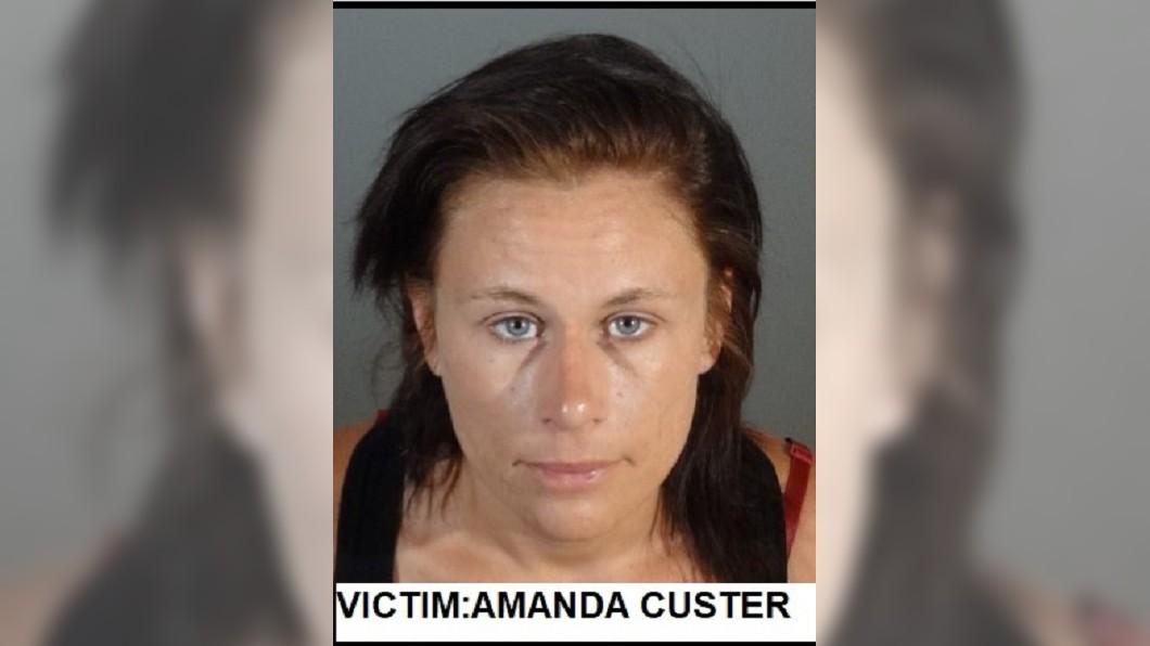 被害人卡斯特(Amanda Custer)。圖/翻攝Los Angeles County Sheriff's Department