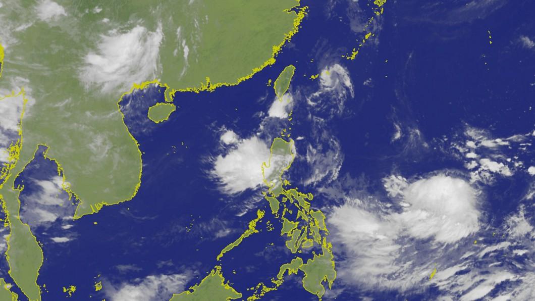 圖/中央氣象局 中秋節前颱風可能生成 估對台有影響賞月碰運氣