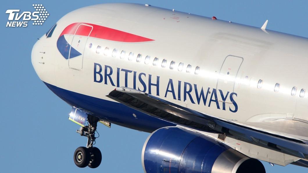 示意圖/TVBS 英航4千名機師罷工 影響近1600航班損失15億