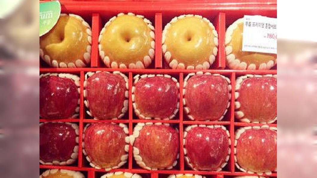 圖/翻攝自韓國旅遊發展局微博 南韓中秋節比往年早 夏季水果、韓牛禮盒夯