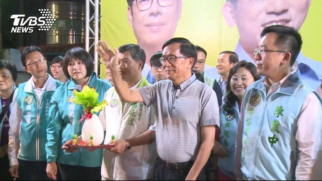 圖/TVBS 扁凱校國策班當講師 中監:參與活動都要申請