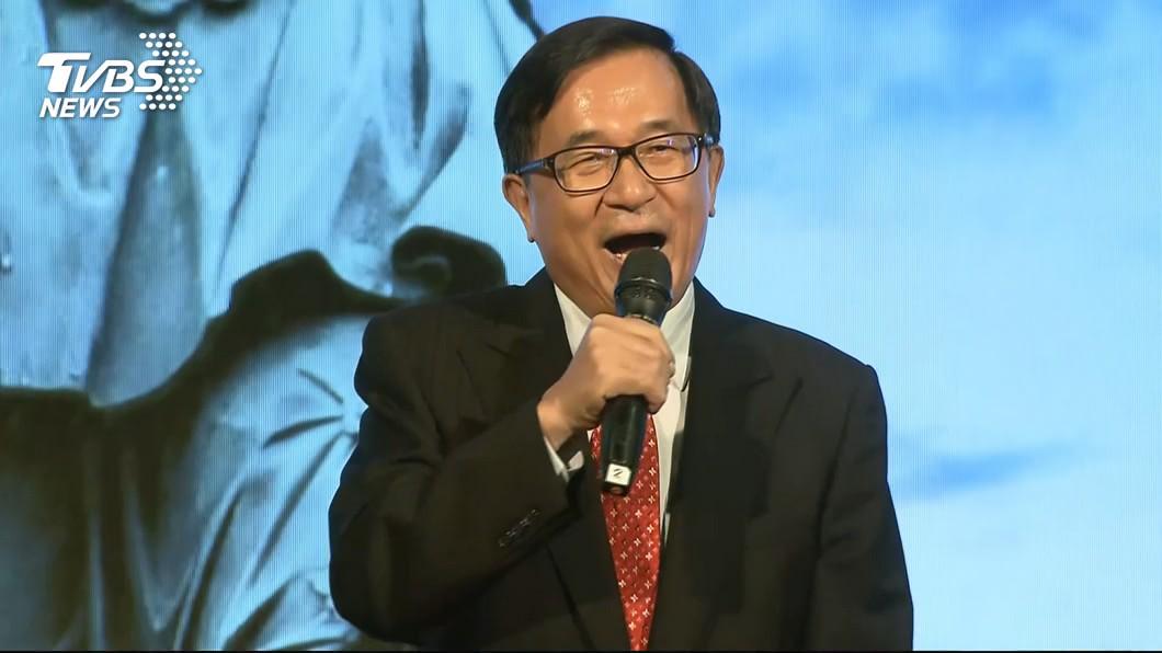 圖/TVBS 「韓國瑜當選我會被抓回去!」 扁再曝不支持呂秀蓮原因