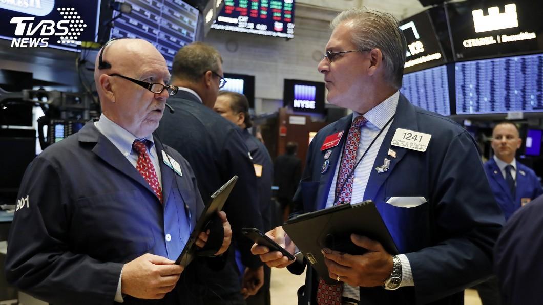 圖/達志影像美聯社 美股挺住貿易戰衝擊 再創歷史新高機會濃