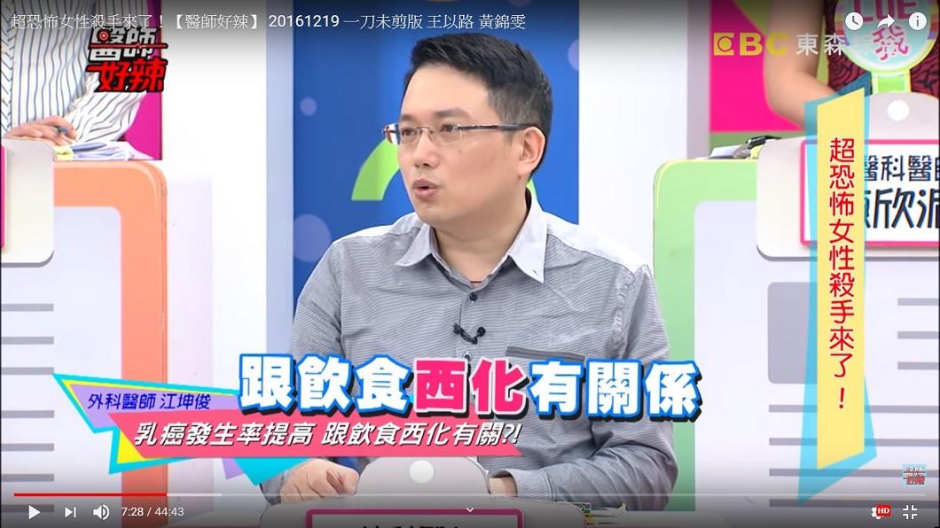 圖/翻攝醫師好辣YouTube