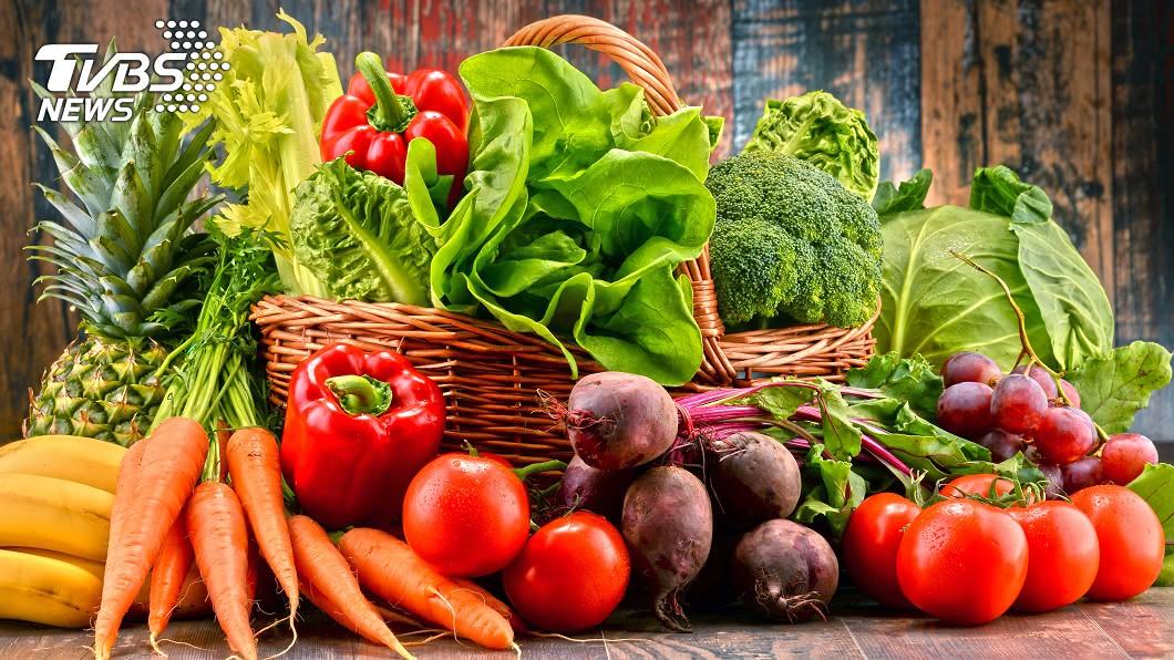 收入越低的族群,吃越少蔬菜。示意圖/TVBS