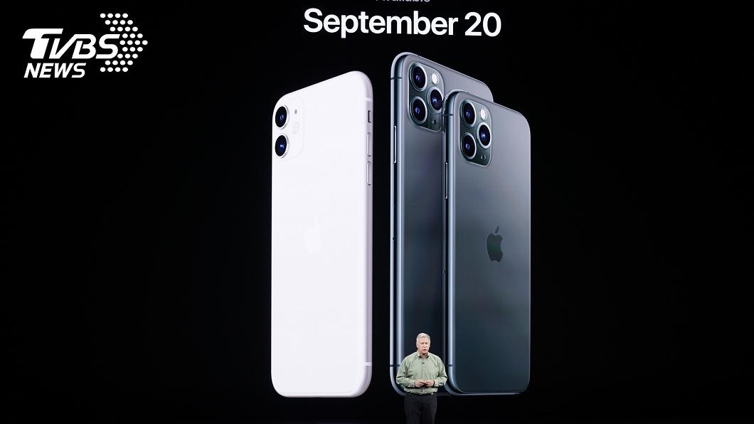 圖/達志影像美聯社 蘋果iPhone 11登場 特色簡介一次看