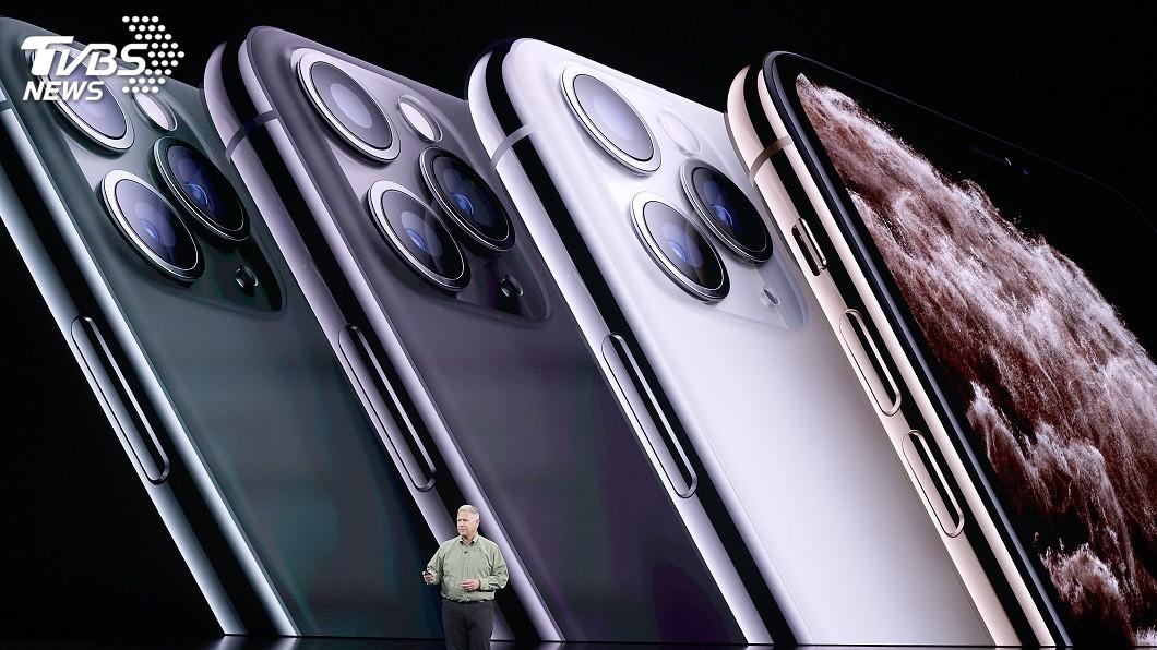 圖/達志影像美聯社 iPhone 11台灣9/20開賣 電信商預約開跑
