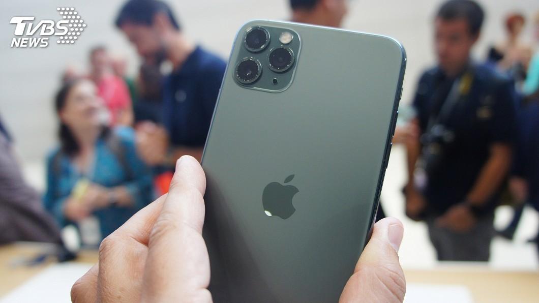 圖/中央社 iPhone 11系列現場實測 發表會沒說的2件事