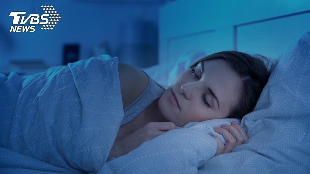 外國網站曝五大妙招讓你一夜好眠。 圖/示意圖 半夜睡不著覺? 五大妙招讓你一夜好眠