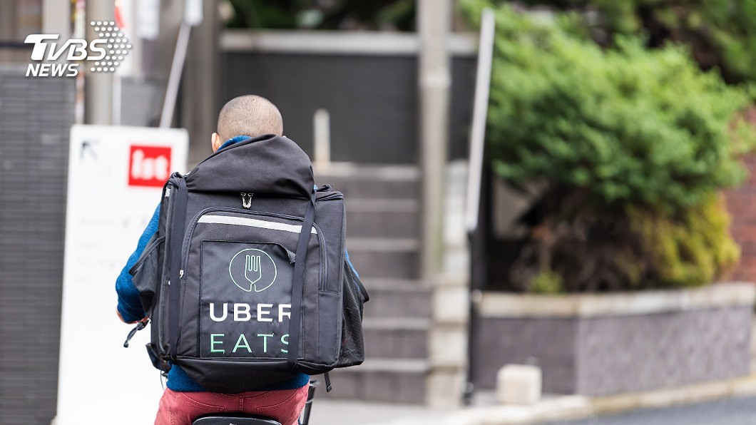 示意圖/TVBS 本土競爭壓力大 Uber Eats退出南韓