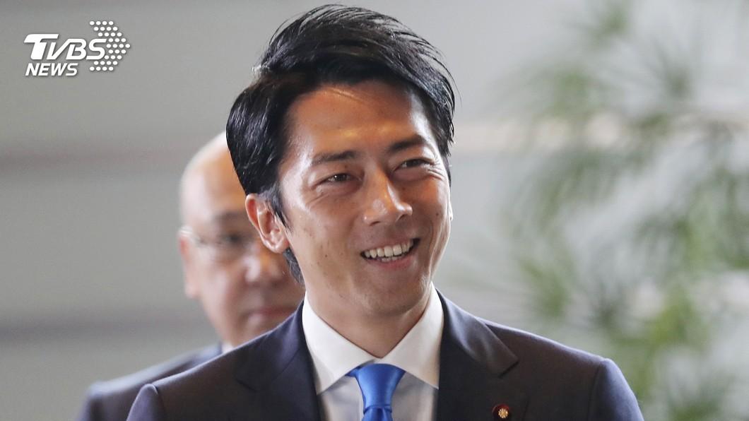 圖/達志影像美聯社 日本新內閣出爐 「自民黨未來」小泉首入閣