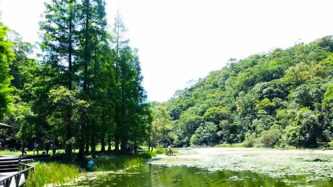 國慶連假玩法推薦-宜蘭福山植物園。(圖/Tripbaa趣吧!亞洲自由行專家)