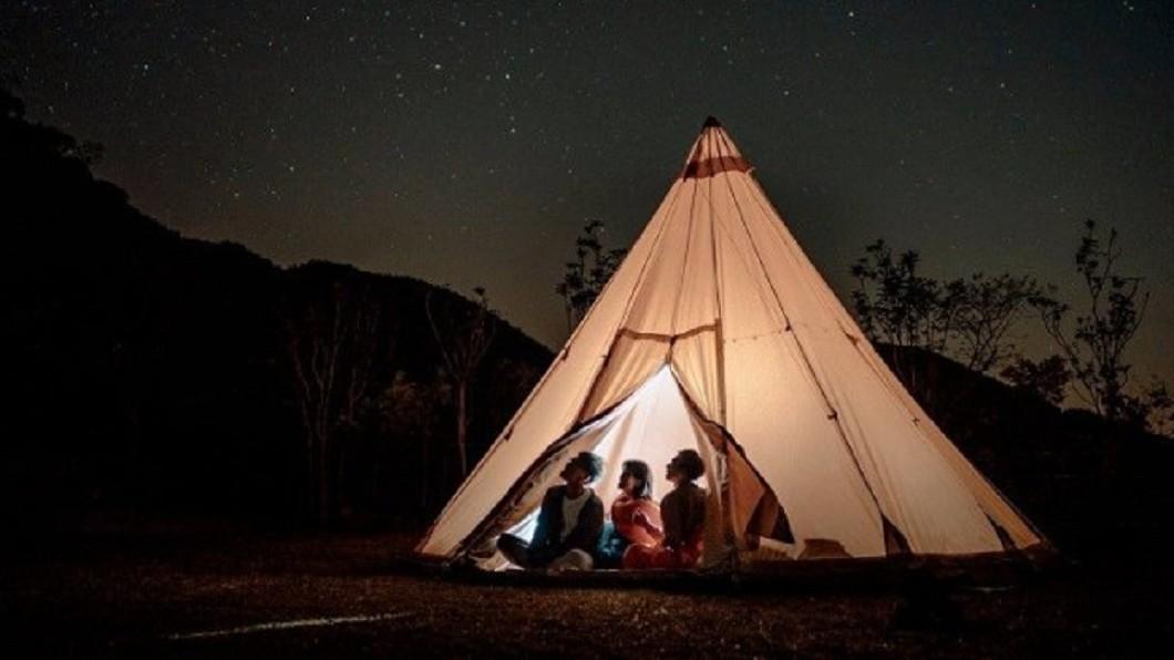 中秋連假玩法推薦-南投免裝備露營。(圖/Tripbaa趣吧!亞洲自由行專家)