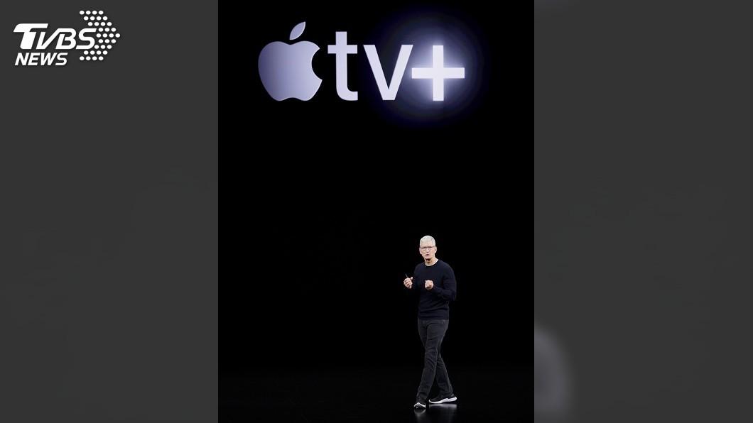 圖/達志影像美聯社 iPhone降價TV+一年免費看 佛心蘋果收服果粉