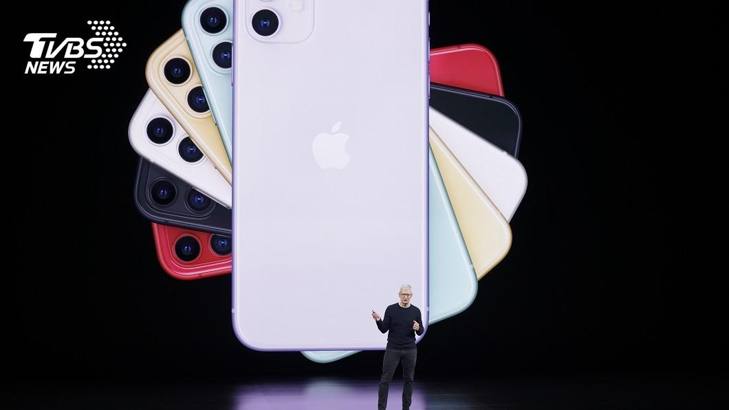 圖/達志影像美聯社 三鏡頭iPhone登場 蘋果推影音遊戲訂閱