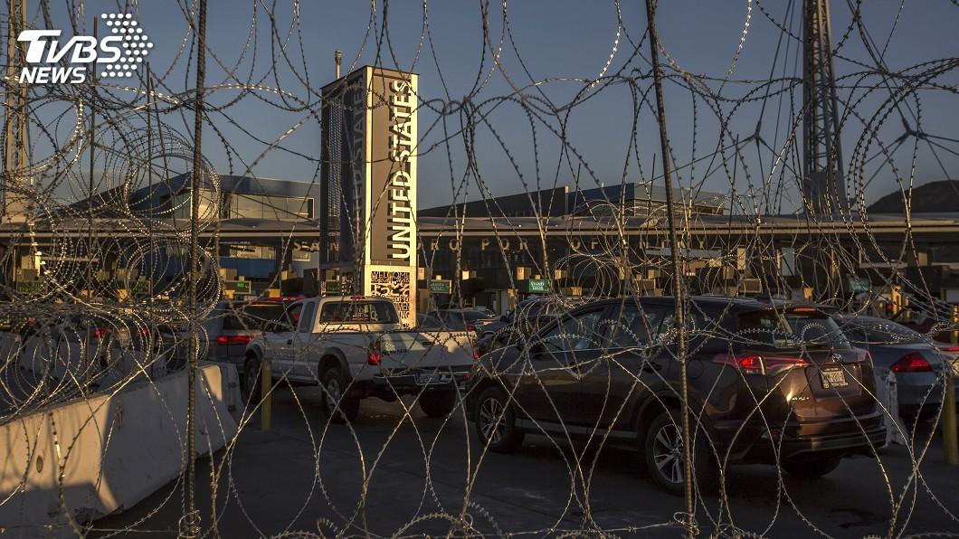 圖/達志影像美聯社 阻止移民北漂美國 薩爾瓦多將派800警鎮守邊界
