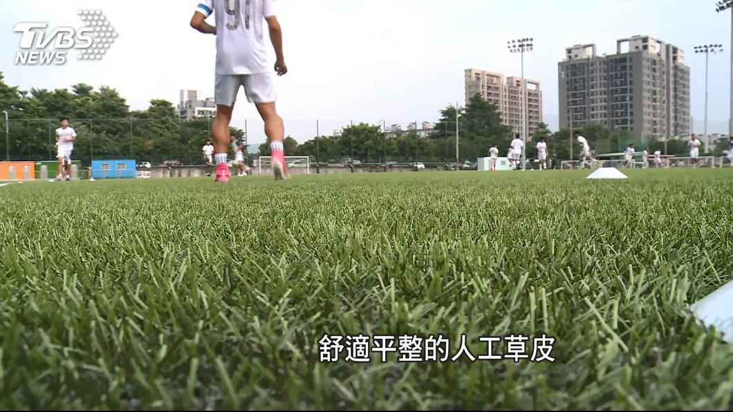 圖/TVBS 遷巨蛋排擠「足球園區」 球迷連署盼重生