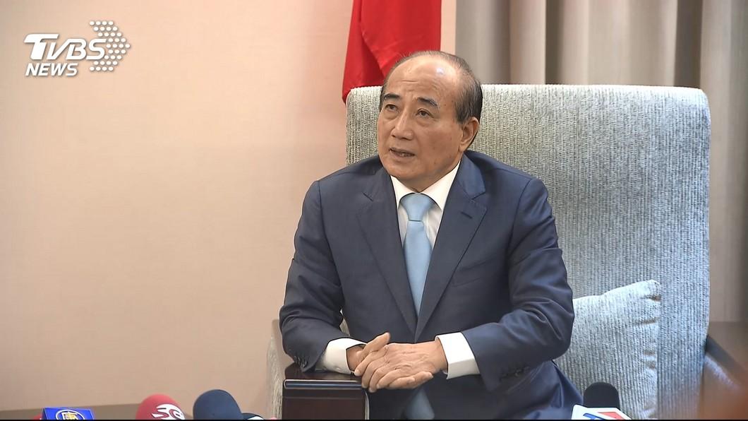 圖/TVBS 王金平明總質詢 將回顧44年立委生涯向立院告別
