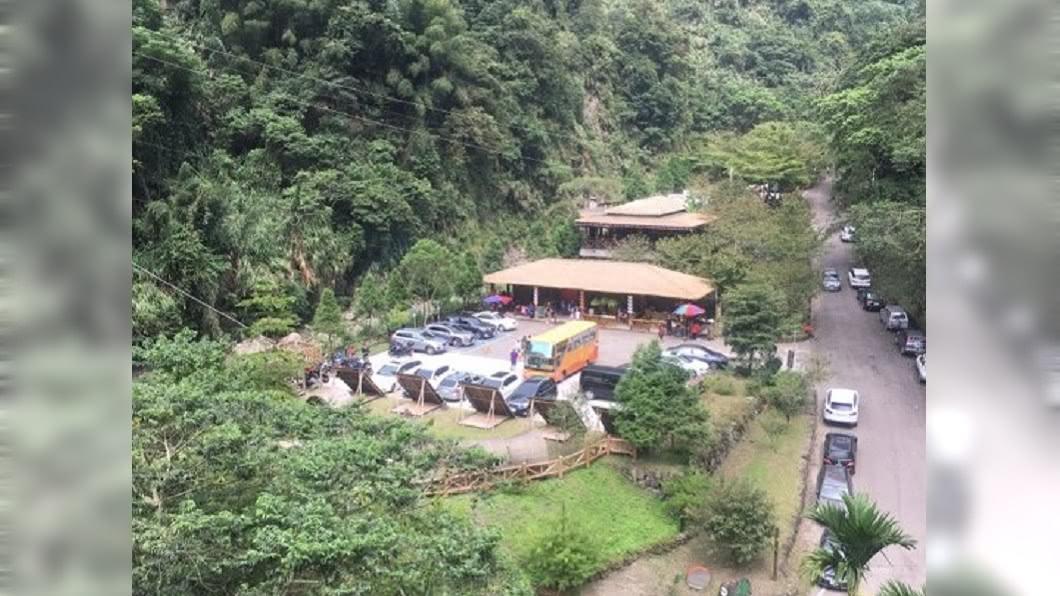 原PO提醒路途中有類似公路休息站的地方。圖/翻攝爆廢公社臉書