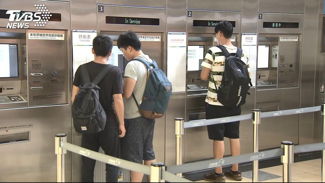 圖/TVBS 「只掉收據」沒拿票! 女控竟遭後方男侵占