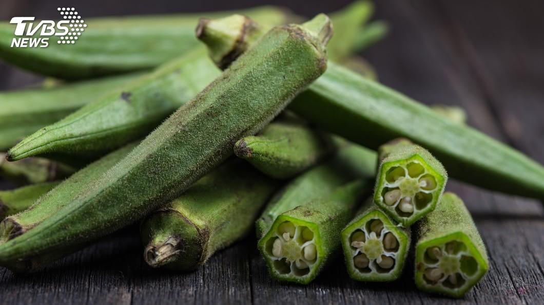 秋葵是極富營養的植物,不少民眾超愛吃。(示意圖/TVBS) 買秋葵回去煮吃下突發瘋 醫:誤食曼陀羅