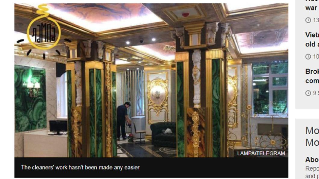 富豪重金助母校重建。 圖/翻攝自BBC 重金回饋母校遭酸 霸氣富豪:參觀凡爾賽宮免出國