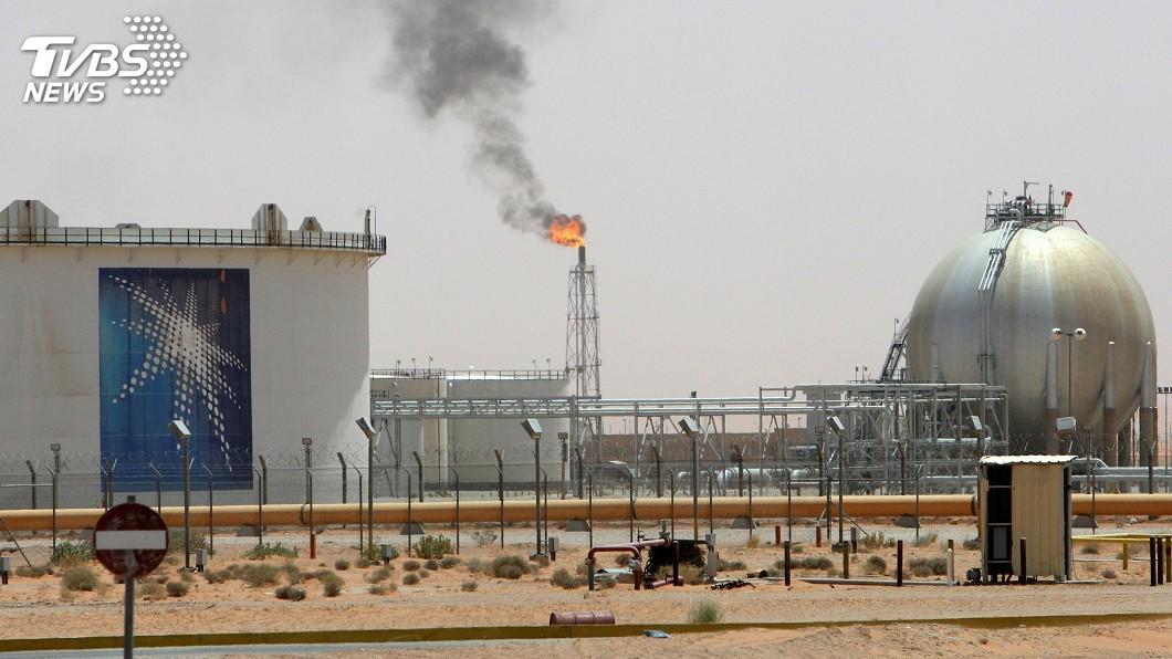 圖/達志影像路透社 沙國石油挨炸牽動中東局勢 美暗示不排除動武