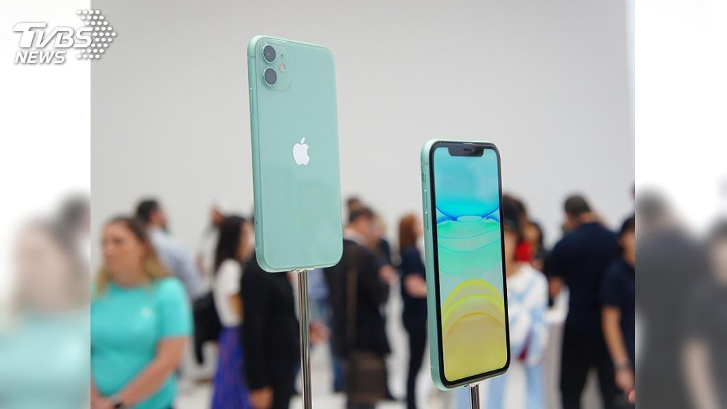 圖/中央社 又是他!iPhone 11今開賣 連2次搶頭香