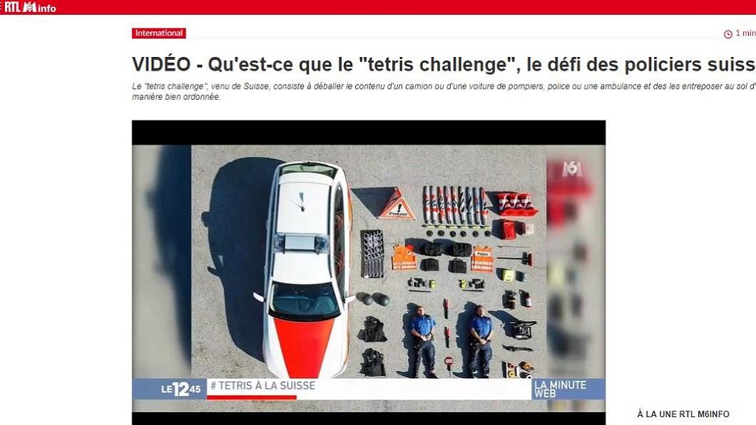 最近全球掀起一波「真人開箱」挑戰活動。圖/翻攝自RTL 新聞網
