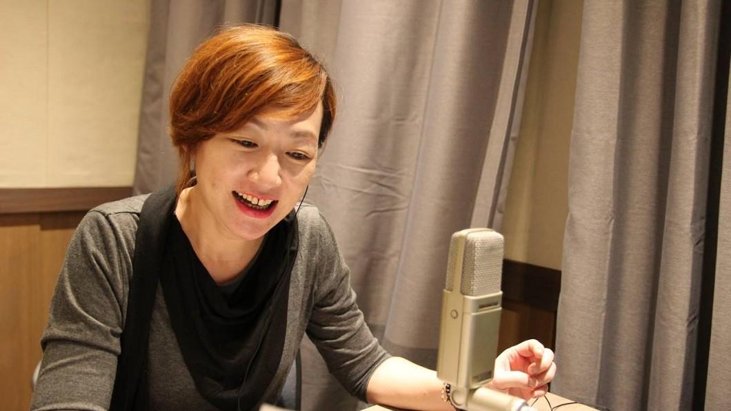 圖/翻攝自篤子的巴拉巴拉巴拉臉書 《蠟筆小新》配音員蔣篤慧癌逝 享年49歲