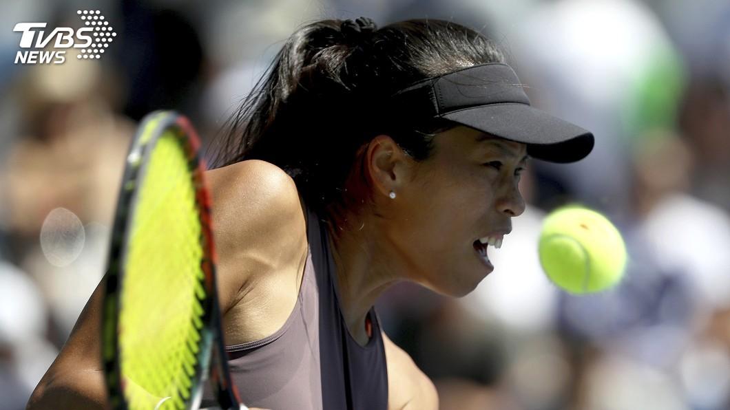 圖/達志影像美聯社 逆轉前球后 謝淑薇泛太平洋女網賽闖進16強