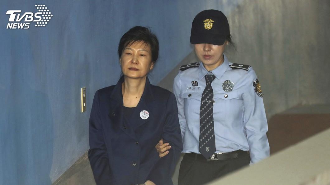 圖/達志影像美聯社 朴槿惠肩部手術成功 康復約需3個月