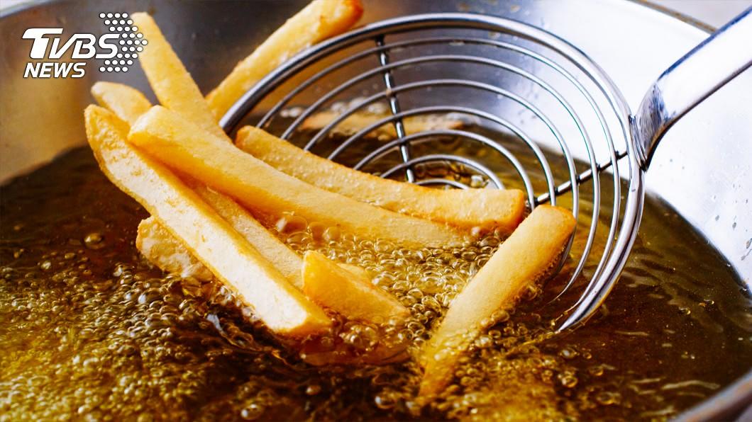 許多人相當喜愛酥脆的炸薯條。示意圖/TVBS 內行人才知道!麥當勞薯條「隱藏吃法」曝光