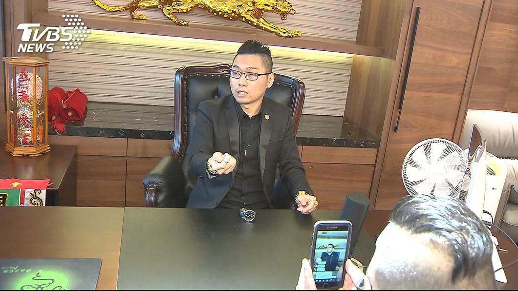 圖/TVBS 快訊/糾紛連爆!警政署長喝令全台清查直播主