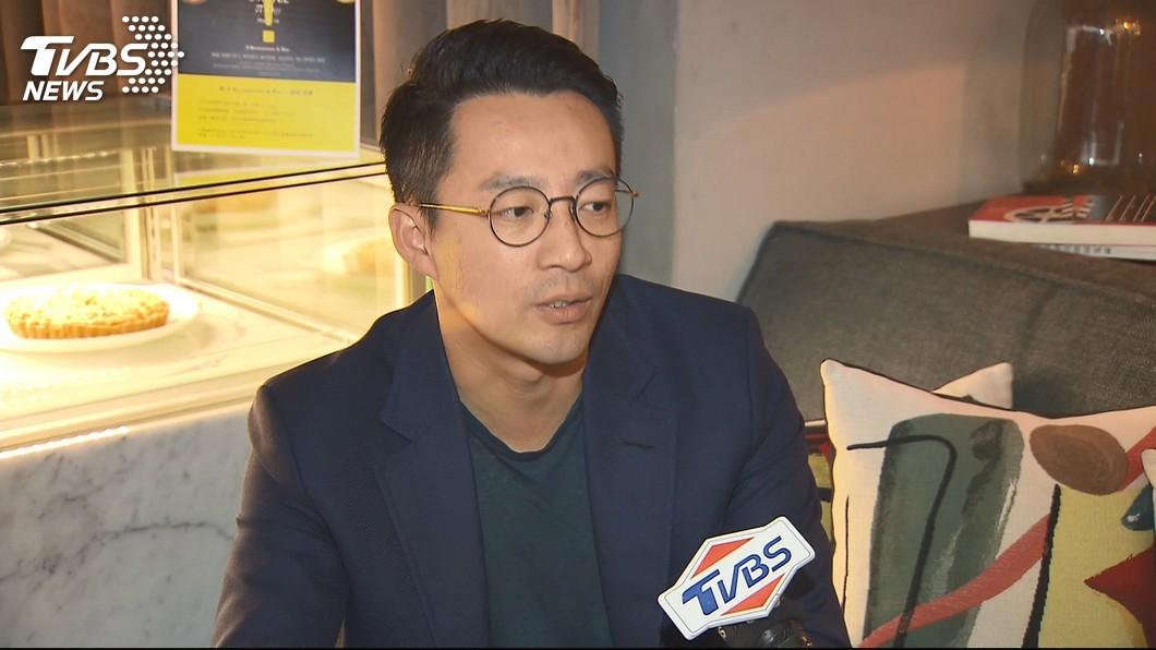 圖/TVBS資料畫面 郭台銘不選了! 汪小菲吐真實心聲「我還投不了」