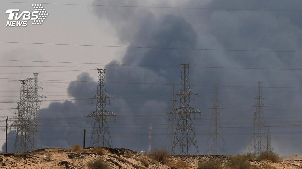 圖/達志影像路透社 石油設施遇襲 沙國部長:減產部分9月底完全恢復