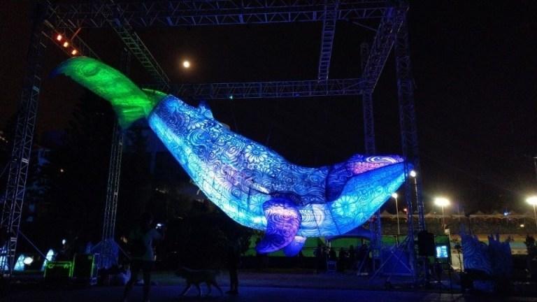 狂賀!澎湖國際海灣燈光節作品連獲國際設計大獎肯定